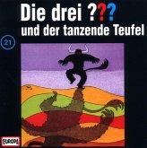 Die drei Fragezeichen und der tanzende Teufel / Die drei Fragezeichen - Hörbuch Bd.21 (1 Audio-CD)