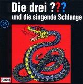 Die drei Fragezeichen und die singende Schlange / Die drei Fragezeichen - Hörbuch Bd.25 (1 Audio-CD)
