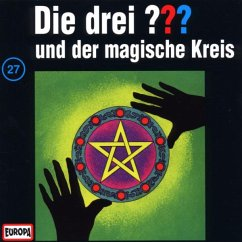 Die drei Fragezeichen und der magische Kreis / Die drei Fragezeichen - Hörbuch Bd.27 (1 Audio-CD)