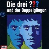 Die drei Fragezeichen und der Doppelgänger / Die drei Fragezeichen - Hörbuch Bd.28 (1 Audio-CD)