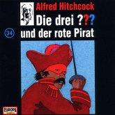 Die drei Fragezeichen und der rote Pirat / Die drei Fragezeichen - Hörbuch Bd.34 (1 Audio-CD)