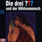 Die drei Fragezeichen und der Höhlenmensch / Die drei Fragezeichen - Hörbuch Bd.35 (1 Audio-CD)