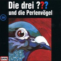 Die drei Fragezeichen und die Perlenvögel / Die drei Fragezeichen - Hörbuch Bd.39 (1 Audio-CD)