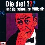 Die drei Fragezeichen und der schrullige Millionär / Die drei Fragezeichen - Hörbuch Bd.46 (1 Audio-CD)