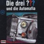 Die drei Fragezeichen und die Automafia / Die drei Fragezeichen - Hörbuch Bd.53 (1 Audio-CD)