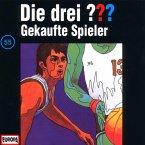 Gekaufte Spieler / Die drei Fragezeichen - Hörbuch Bd.55 (1 Audio-CD)
