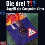 Angriff der Computer-Viren / Die drei Fragezeichen - Hörbuch Bd.56 (1 Audio-CD)