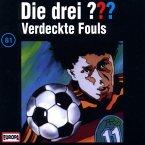 Verdeckte Fouls / Die drei Fragezeichen - Hörbuch Bd.81 (1 Audio-CDs)