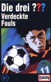 Verdeckte Fouls / Die drei Fragezeichen Bd.81 (1 Cassette)