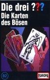 Die Karten des Bösen / Die drei Fragezeichen Bd.82 (1 Cassette)