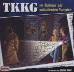 Im Schloss der schlafenden Vampire / TKKG Bd.84 (1 Audio-CD)