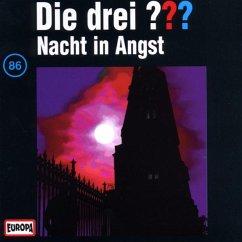 Nacht in Angst / Die drei Fragezeichen - Hörbuch Bd.86 (1 Audio-CD)