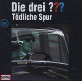 Tödliche Spur / Die drei Fragezeichen - Hörbuch Bd.89 (1 Audio-CD)