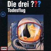 Todesflug / Die drei Fragezeichen - Hörbuch Bd.92 (1 Audio-CD)