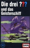 Die drei Fragezeichen und das Geisterschiff / Die drei Fragezeichen Bd.93 (1 Cassette)