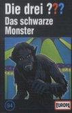 Das schwarze Monster / Die drei Fragezeichen Bd.94 (1 Cassette)