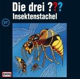 Insektenstachel / Die drei Fragezeichen - Hörbuch Bd.97 (1 Audio-CD)