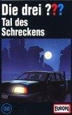 Tal des Schreckens / Die drei Fragezeichen Bd.98 (1 Cassette)