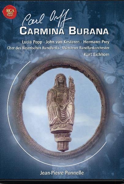 Carmina Burana - Kurt Eichhorn/Münchner Rundfunkorchester