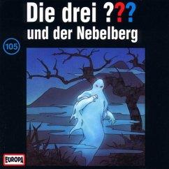 Die drei Fragezeichen und der Nebelberg / Die drei Fragezeichen - Hörbuch Bd.105 (1 Audio-CD)