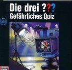 Gefährliches Quiz / Die drei Fragezeichen - Hörbuch Bd.109 (1 Audio-CD)
