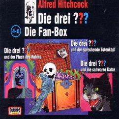 3er Box / Die drei Fragezeichen Bd.4-6 (3 Audio-CDs) - Hitchcock, Alfred