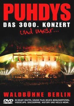 puhdys live das 3000 konzert film auf dvd. Black Bedroom Furniture Sets. Home Design Ideas