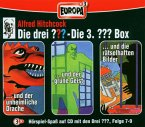 3er Box / Die drei Fragezeichen Bd.7-9 (3 Audio-CDs)