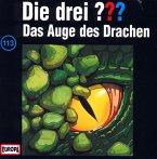 Das Auge des Drachen / Die drei Fragezeichen - Hörbuch Bd.113 (1 Audio-CD)