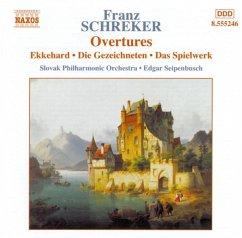 Ouvertüren - Edgar Seipenbusch/Sloval Philharmonic Orchestra