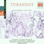 Puccini:Turandot (Qs/Deutsch)