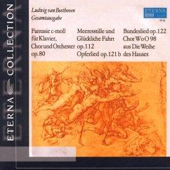 Chorfantasie/Opferlied/+ - Gewandhausorchester Leipzig/Koch Kurzweg/...
