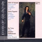 Violinkonzert 1/Zigeunerweisen