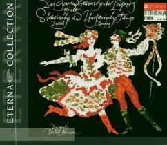 Dvorak/Brahms:Slawische-/Ungarische Tänze - Neumann,Vaclav/Gewandhausorchester Leipzig