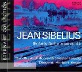 Sibelius,J.,Sinf.4 & 6