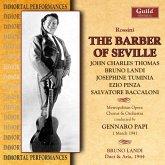 Rossini/Barbier Von Sevilla