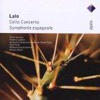 Symphonie Espagnole/Cellokonzert