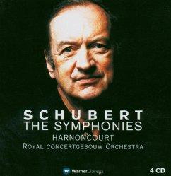 Sämtliche Sinfonien (Ga) - Harnoncourt,Nikolaus/Cgo