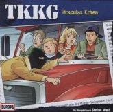 Ein Fall für TKKG - Draculas Erben, 1 Audio-CD