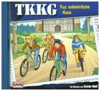 Das unheimliche Haus / TKKG Bd.143 (1 Audio-CD)