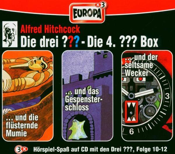 3er Box / Die drei Fragezeichen Bd.1012 (3 Audio-CDs) - Hitchcock, Alfred
