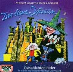 Das blaue Ypsilon. CD - Lakomy, Reinhard; Ehrhardt, Monika