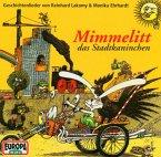 Mimmelitt, das Stadtkaninchen, 1 Audio-CD