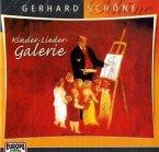 Kinder-Lieder-Galerie, 1 Audio-CD