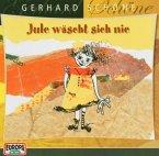 Jule wäscht sich nie, 1 Audio-CD
