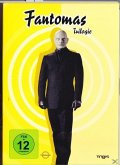 Fantomas Trilogie (Box-Set, 3 DVDs)