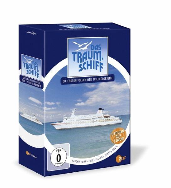 Das Traumschiff DVD-Box 1 3 DVDs