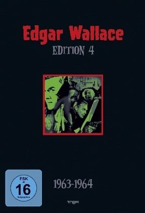 Edgar Wallace Edition 04 3 DVDs