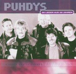 36 Hits Aus 36 Jahren - Puhdys
