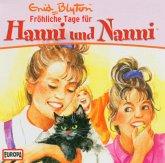 Fröhliche Tage für Hanni und Nanni / Hanni und Nanni Bd.13 (1 Audio-CD)
